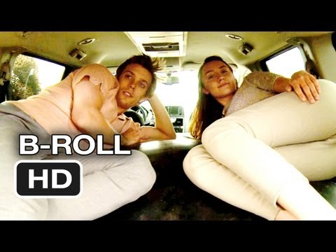 The Host Complete B-Roll (2013) - Stephenie Meyer, Saoirse Ronan Movie HD