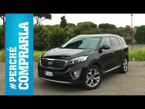 Kia Sorento 2015 Perch comprarla... e perch no