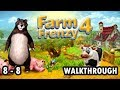 Farm Frenzy 4 - 8 - 8. What is done by night appears by day - Gold (Walkthrough)