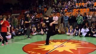 City Colors Jam final: Kleju, Cetowy & Pleśniak vs Street Brothers