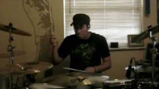 Battlefield - Jordin Sparks - drum cover - Kaleb