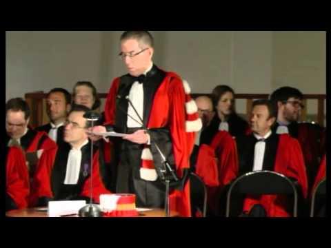 Assas webTV : Université Panthéon-Assas - Soirée des Majors 2014