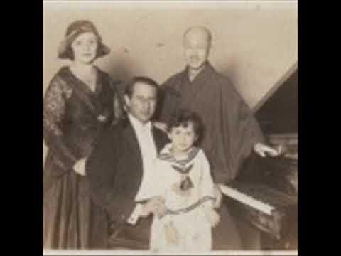 Leo Sirota plays Schumann Etudes Symphoniques Op. 13
