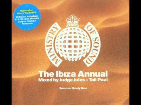 Ministry of Sound The Ibiza Annual Summer Ninety Nine cd1