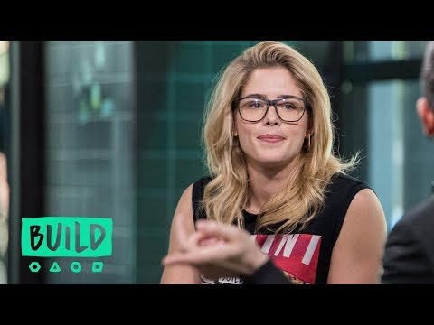 Emily Bett Rickards' Knowledge Of Felicity Smoak Gets Put To The Test