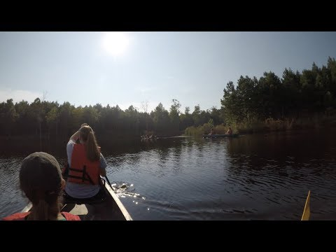 Canoes and Karaoke at the SciTech Retreat
