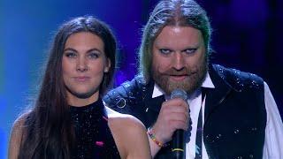 Elize Ryd & Rickard Söderberg - One by One (Rehearsal) - Melodifestivalen 2015 - Eurovision