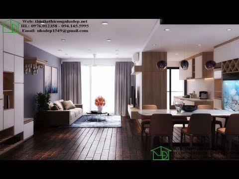 thi công nội thất chung cư giá rẻ