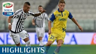 Video Gol Pertandingan Juventus vs Chievo Verona