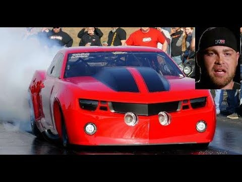 (UPSET) Street Outlaws Fireball Camaro Beats BIRDMAN NO PREP Invitational