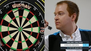 Jordan Brown | The BetVictor 9 Dart Challenge | World Snooker