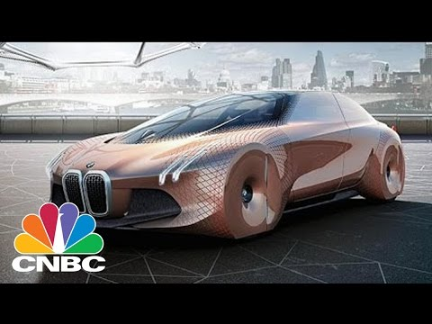 BMW: The Next 100 Years Of Design And Technology | CNBC