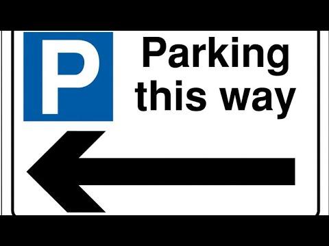 طريق الهجرة إلى كندا 91 قوانين اصطفاف السيارات Car Parking l