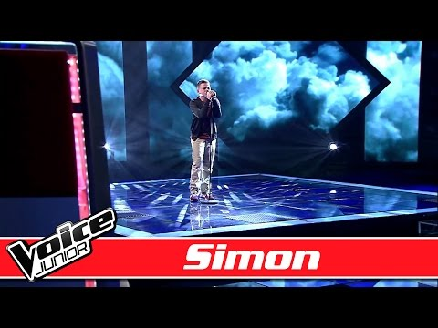 #TeamJoeyMoe: Simon synger 'The Second You Sleep' - Voice Junior Danmark - Program 7 - Sæson 2