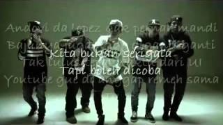 Young Lex - GGS Ft Skinny Indonesia , Reza Oktovian , Kemal Palevi , Dycal + Lirik