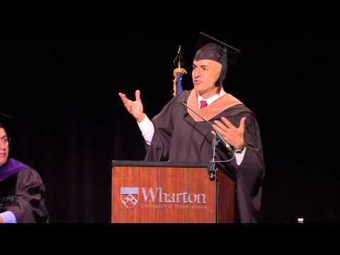 Neel Kashkari Delivers Keynote Speech to Wharton San Francisco Graduates