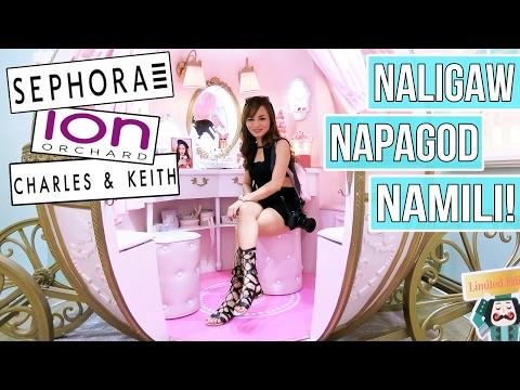 Vlog : NALIGAW SA SINGAPORE!! (SG EP. 2)