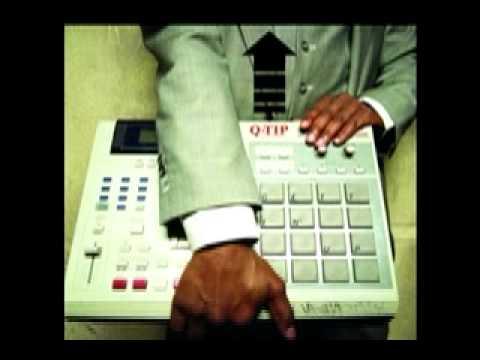 Q-tip gettin up ((dj_scratch_remix)) feat.busta rhymes
