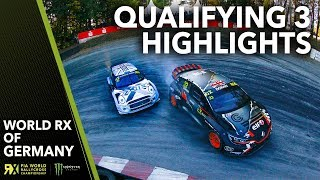 Qualifying 3 Highlights | 2018 World RX of Germany