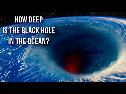 They've Found Black Holes in the Atlantic Ocean