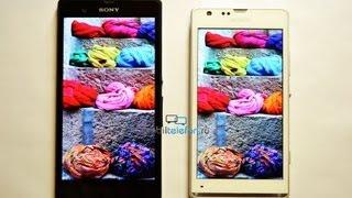 Обзор-сравнение Sony Xperia Z и Xperia SP (comparison and review)(Читать на сайте - http://mobiltelefon.ru/post_1367905417.html Цена дня на Sony Xperia Z - http://bit.ly/15sqSjz Цена дня на Sony Xperia SP ..., 2013-05-03T16:55:14.000Z)