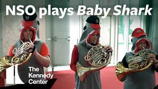 "National Symphony Orchestra performs ""Baby Shark"" for World Series Champions Nationals!"