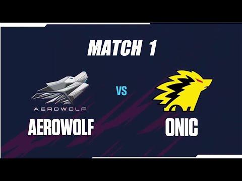 AEROWOLF VS ONIC