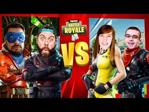 FORTNITE TOURNAMENT ROUND 2 vs NICK EH 30 and ONE SHOT GURL!!!!