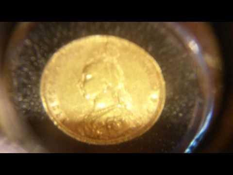 1891 S? British Sovereign