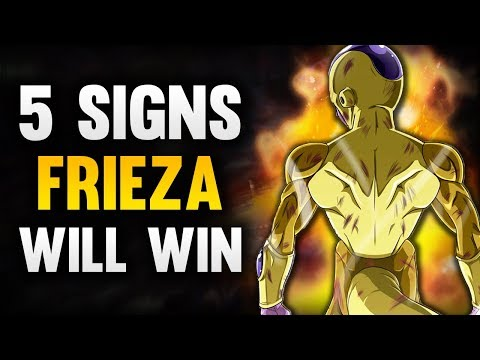 5 Signs Frieza Will Win the Tournament