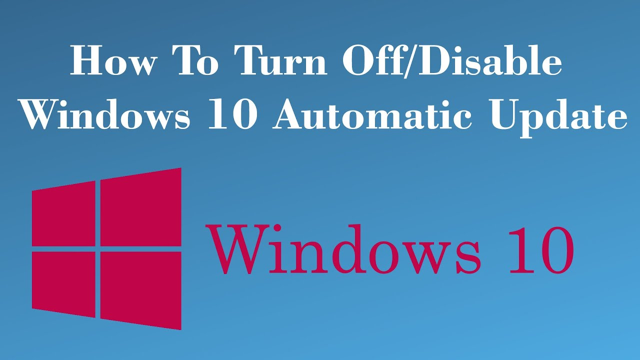 how to turn off auto updates on iphone how to turn windows 10 automatic update 7627