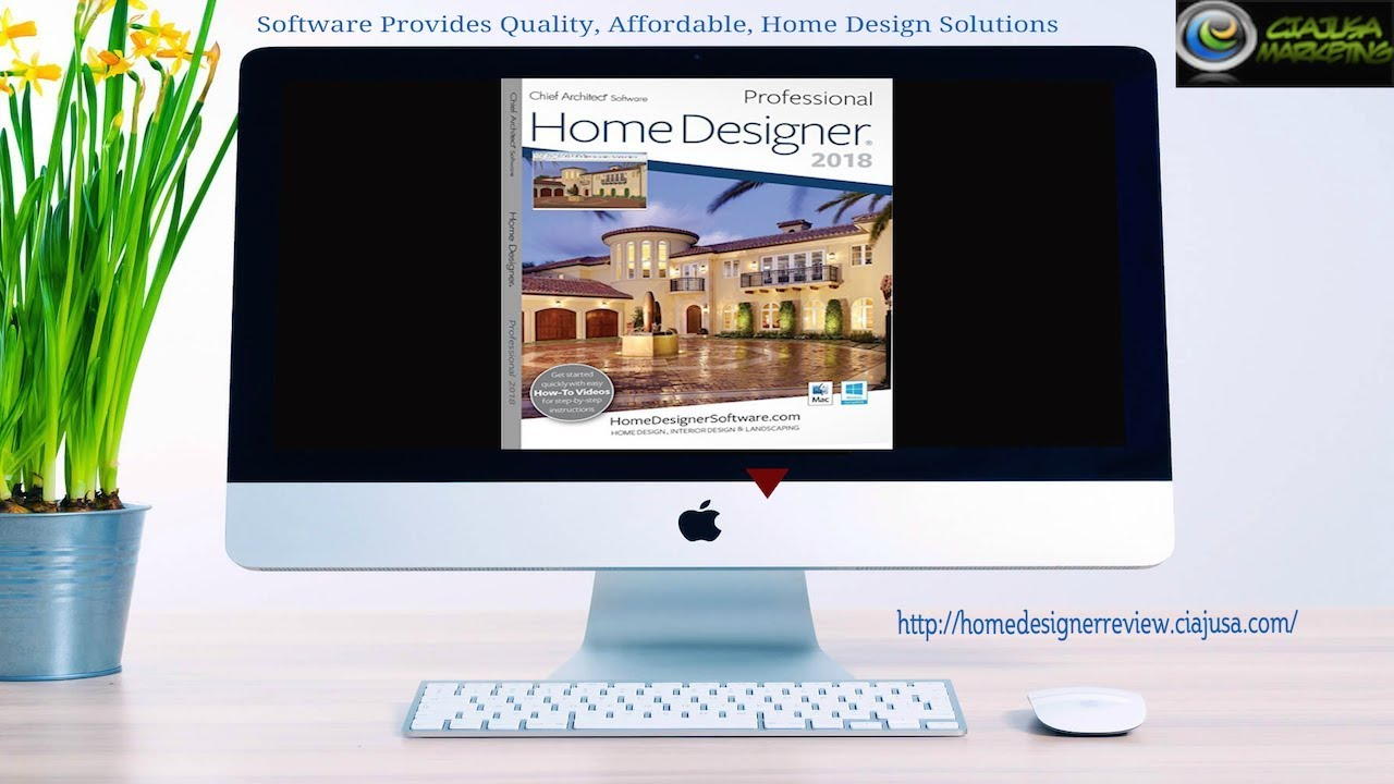 Home Designer Pro 2018 Review - YouTube
