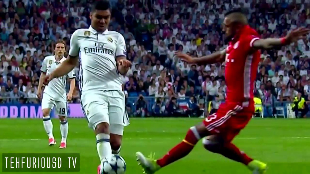 Real Madrid Vs Bayern Munich 4 2 Goals And Highlights With