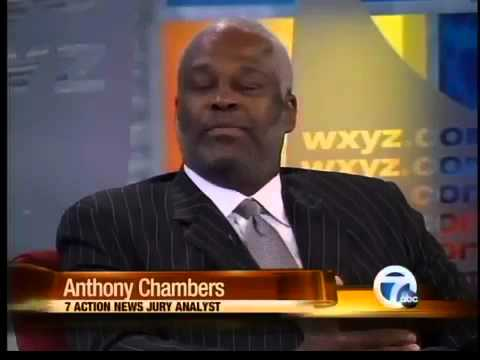 Jury analyst Anthony Chambers talks about corruption trial