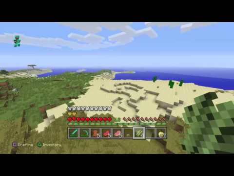 Minecraft ep 4 mining an hunting