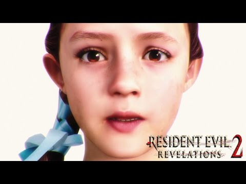 Resident Evil Revelations 2 Game Movie (Chronological Order) All Cutscenes 1080p HD