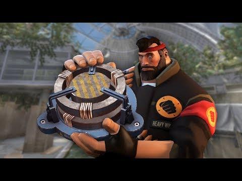 Толчковые Мины из CS:GO в Team Fortress 2?!
