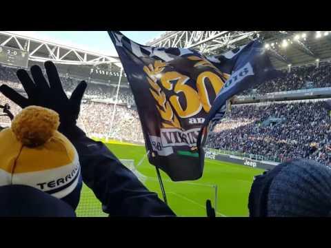 JUVENTUS 2-0 lazio Curva Sud Scirea