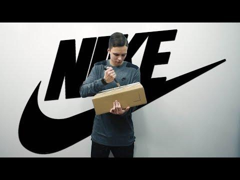 Распаковка и обзор заказа Nike | Сэкономил 10к