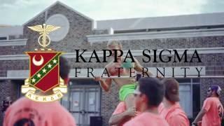 Kappa Sigma CBU Fall Rush 2016