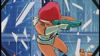 DIRTY PAIR  KATE AND JULIE Box unico (4 DVD)