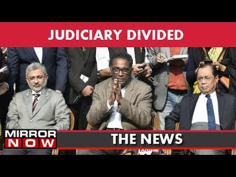 Judiciary Divided: Cracks Within The Top Echelons Of Supreme Court | The News