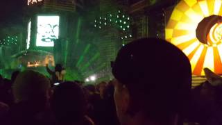 Noisia saturday night dnb the palace boomtown 2015