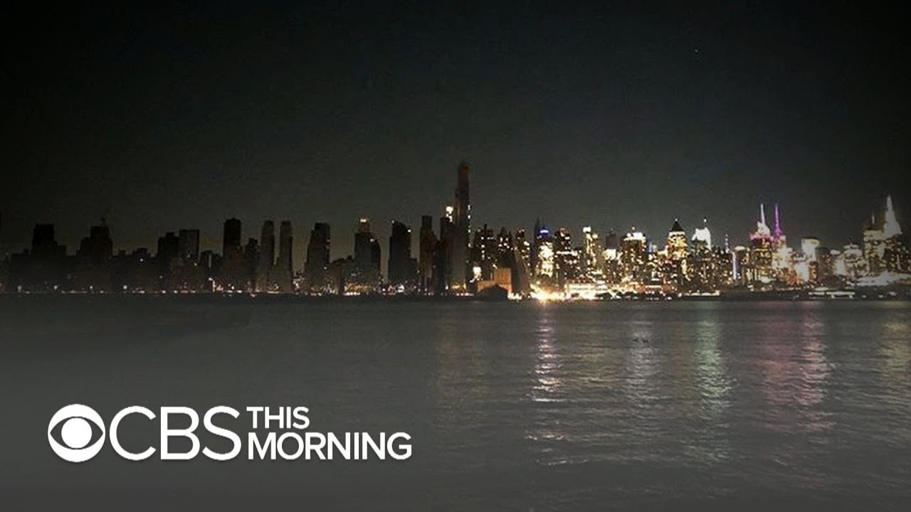 Massive Manhattan Power Outage Was Not An Attack Officials Say Youtube