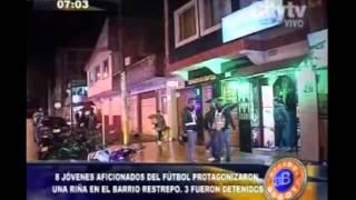 Arriba Bogotá: El Noctámbulo registró riñas y accidentes en la noche bogotana