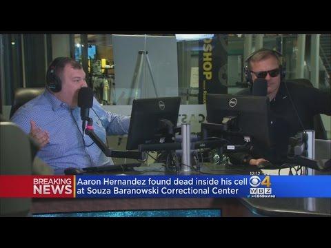 Aaron Hernandez's Suicide Dominating Boston Sports Talk Radio