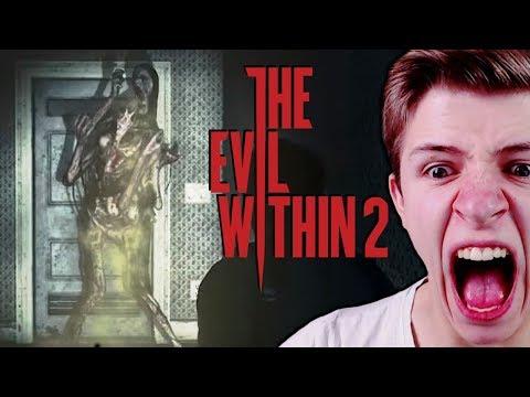 DAS DING Verfolgt Mich ! | The Evil Within 2 #07 | [Deutsch/German]