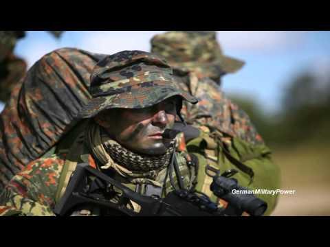 Lực Lượng Đặc Nhiệm LIÊN BANG ĐỨC-Special Forces   German Military   2013