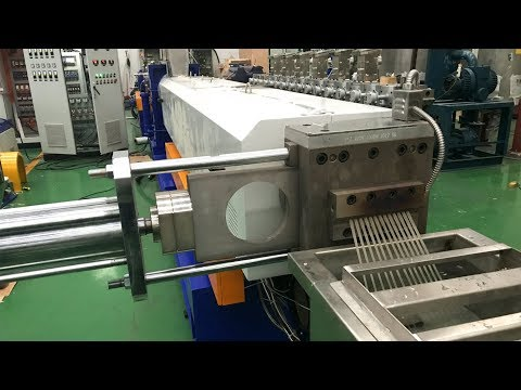 Export to Kazakhstan SE-150 Waste PP PE Flake Single Screw Extruder Line