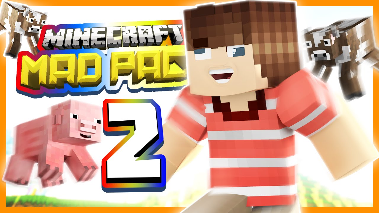 "Glory Quest Mad inside madpack 3 - ep 2 - minecraft mad pack 3 - ""the moa! magic clouds"